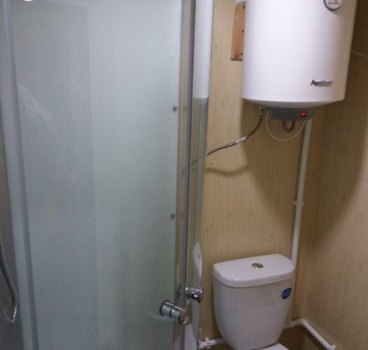Каркасная баня 4х5